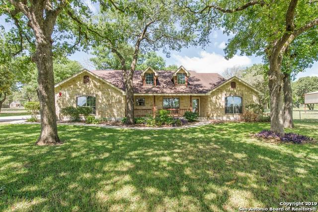 189 Rosewood Dr, La Vernia, TX 78121 (MLS #1378680) :: The Gradiz Group