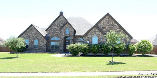 6845 Ivy Leaf, Schertz, TX 78154 (MLS #1378761) :: BHGRE HomeCity
