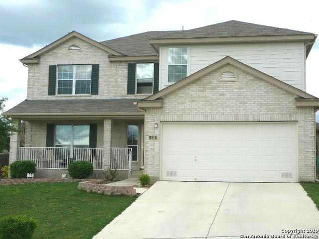 430 Granite Bay, San Antonio, TX 78251 (MLS #1378814) :: BHGRE HomeCity