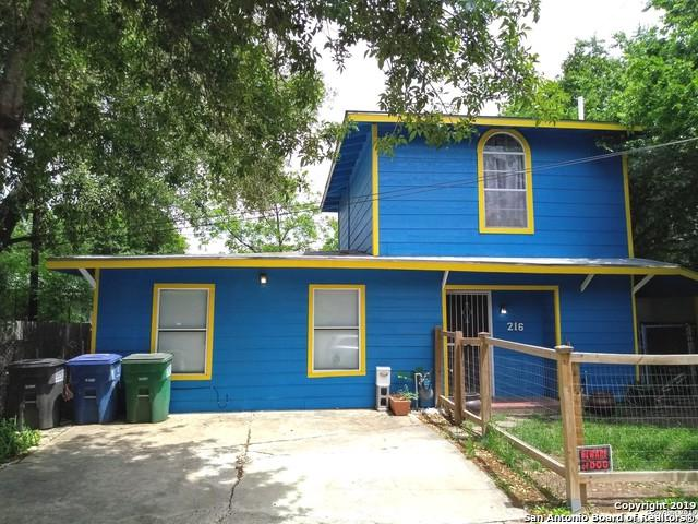 216 Milton St, San Antonio, TX 78209 (MLS #1378856) :: Alexis Weigand Real Estate Group
