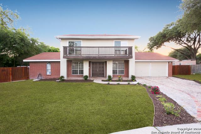 4900 Las Scala St, San Antonio, TX 78233 (MLS #1378860) :: Alexis Weigand Real Estate Group