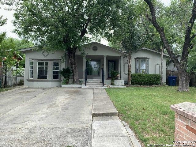 826 Everest Ave, San Antonio, TX 78209 (MLS #1378989) :: The Gradiz Group