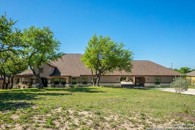 1711 Mountain Springs, Canyon Lake, TX 78133 (MLS #1379041) :: Alexis Weigand Real Estate Group