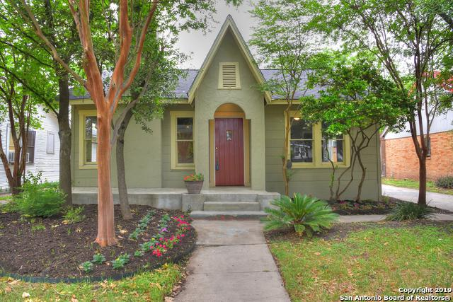2035 W Gramercy Pl, San Antonio, TX 78201 (MLS #1379080) :: Alexis Weigand Real Estate Group
