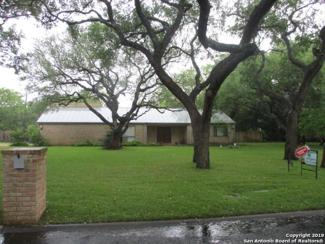 108 Long Bow Rd, Shavano Park, TX 78231 (MLS #1379242) :: Exquisite Properties, LLC