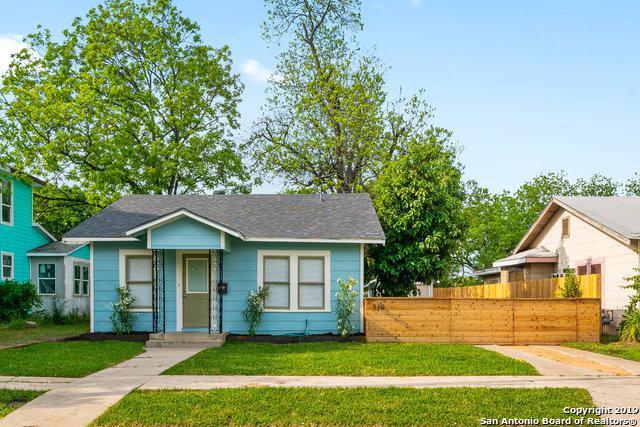 519 Pruitt Ave, San Antonio, TX 78204 (MLS #1379495) :: Berkshire Hathaway HomeServices Don Johnson, REALTORS®