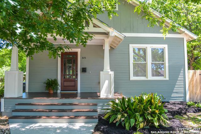 315 Devine St, San Antonio, TX 78210 (MLS #1379539) :: Exquisite Properties, LLC