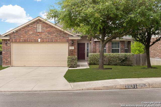 8831 Redbud Woods, San Antonio, TX 78250 (MLS #1379558) :: Alexis Weigand Real Estate Group