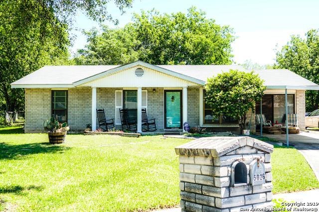 5026 W Frostwood, San Antonio, TX 78220 (MLS #1379724) :: Alexis Weigand Real Estate Group