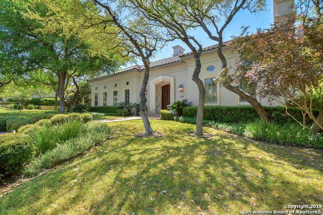 136 Turnberry Way, San Antonio, TX 78230 (MLS #1379742) :: Erin Caraway Group