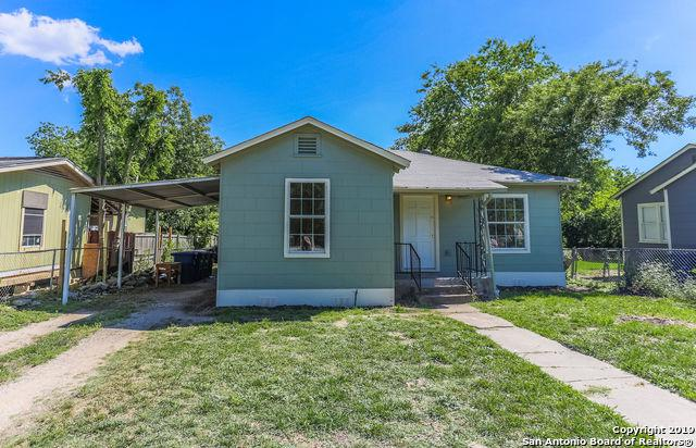 2346 Waverly Ave, San Antonio, TX 78228 (MLS #1379823) :: Exquisite Properties, LLC