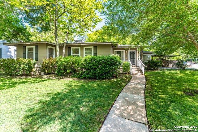 275 E Fair Oaks Pl, Alamo Heights, TX 78209 (MLS #1379830) :: Reyes Signature Properties