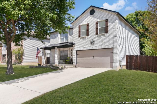 2570 Ashley Oak Dr, Schertz, TX 78154 (MLS #1379991) :: Alexis Weigand Real Estate Group