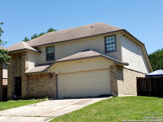 14914 Tropical Storm, San Antonio, TX 78233 (MLS #1380006) :: Alexis Weigand Real Estate Group