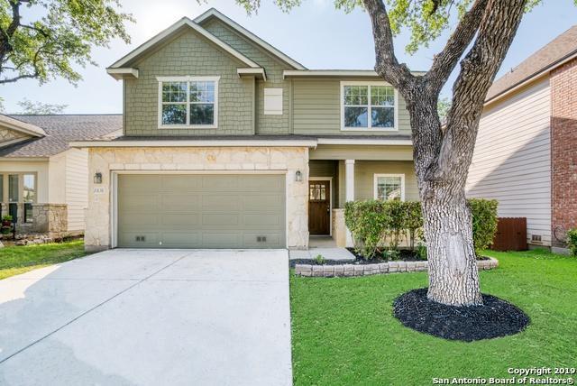 21838 Thunder Basin, San Antonio, TX 78261 (MLS #1380120) :: Berkshire Hathaway HomeServices Don Johnson, REALTORS®