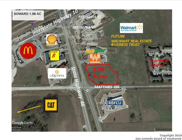 VACANT LAND N State Hwy 46, Seguin, TX 78155 (MLS #1380227) :: The Mullen Group | RE/MAX Access