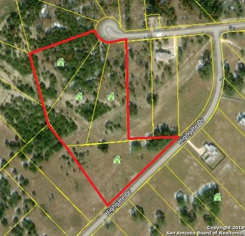0 Palomino Springs, Bandera, TX 78003 (MLS #1380311) :: Exquisite Properties, LLC