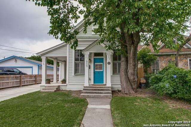 809 Labor St, San Antonio, TX 78210 (MLS #1380326) :: Exquisite Properties, LLC