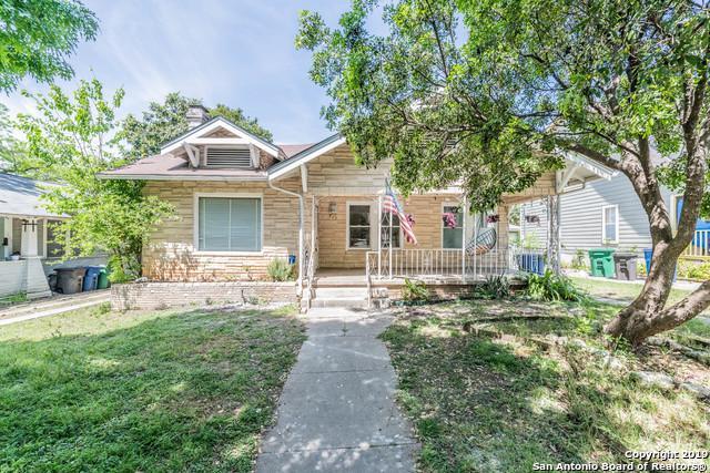 925 W Agarita Ave, San Antonio, TX 78201 (MLS #1380359) :: Erin Caraway Group