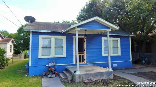 242 Ike St, San Antonio, TX 78211 (MLS #1380435) :: The Gradiz Group