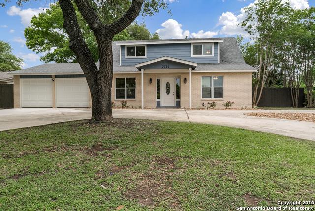 3729 N Highcliff Dr, San Antonio, TX 78218 (MLS #1380458) :: The Gradiz Group