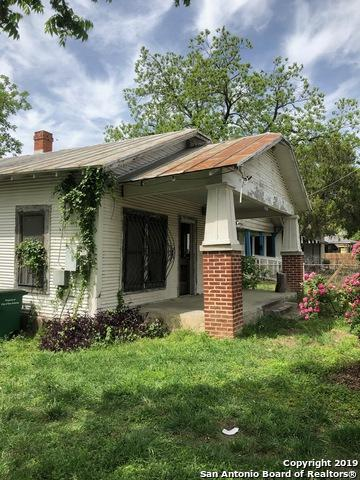127 Monroe St, San Antonio, TX 78210 (#1380601) :: The Perry Henderson Group at Berkshire Hathaway Texas Realty