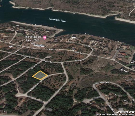 21805 Mcallister Circle, Lago Vista, TX 78645 (#1380693) :: The Perry Henderson Group at Berkshire Hathaway Texas Realty