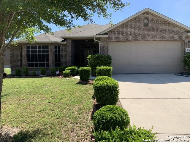 736 Hollow Ridge, Schertz, TX 78154 (MLS #1380790) :: Erin Caraway Group