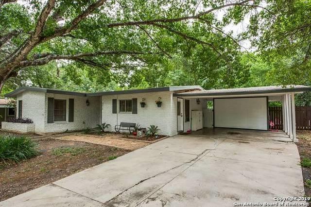 2822 Knight Robin Dr, San Antonio, TX 78209 (MLS #1380933) :: The Castillo Group
