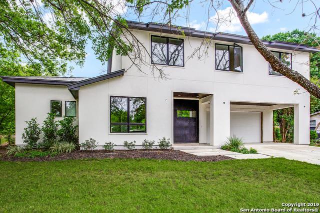 804 Canterbury Hill St, San Antonio, TX 78209 (MLS #1381013) :: Erin Caraway Group
