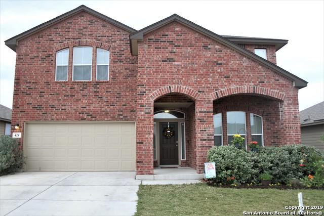 424 Quarter Mare, Cibolo, TX 78108 (MLS #1381110) :: Erin Caraway Group