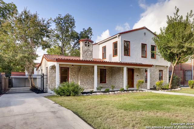 246 Club Dr, San Antonio, TX 78201 (MLS #1381274) :: Erin Caraway Group