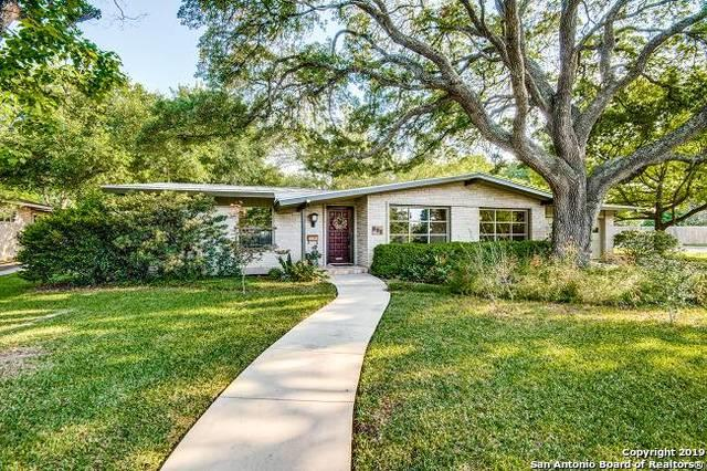 104 El Rancho Way, San Antonio, TX 78209 (#1381363) :: The Perry Henderson Group at Berkshire Hathaway Texas Realty