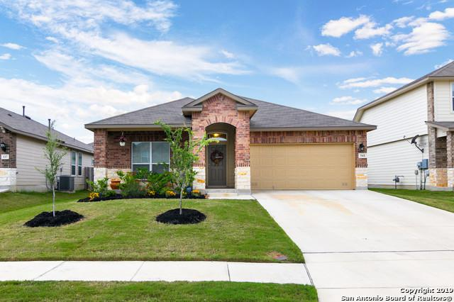 541 Pearl Chase, Cibolo, TX 78108 (MLS #1381376) :: Erin Caraway Group