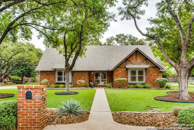 130 William Classen Dr, San Antonio, TX 78232 (MLS #1381380) :: Carter Fine Homes - Keller Williams Heritage