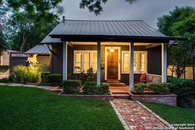 102 Morse St, San Antonio, TX 78209 (MLS #1381459) :: Berkshire Hathaway HomeServices Don Johnson, REALTORS®