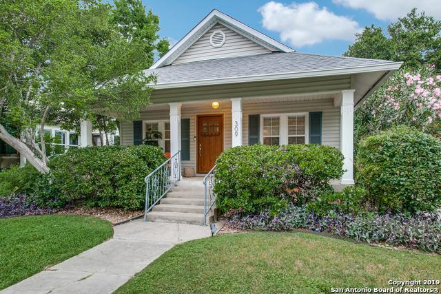 309 E Mistletoe Ave, San Antonio, TX 78212 (MLS #1381499) :: Exquisite Properties, LLC