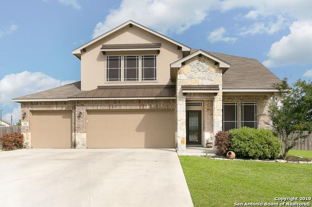 232 Pevero, Cibolo, TX 78108 (MLS #1381589) :: Berkshire Hathaway HomeServices Don Johnson, REALTORS®