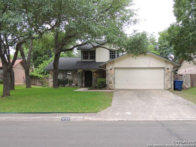 8723 Jack Bean St, San Antonio, TX 78240 (MLS #1381608) :: Exquisite Properties, LLC