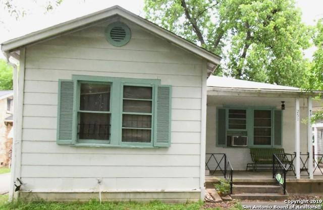 251 North Dr, San Antonio, TX 78201 (MLS #1381620) :: Exquisite Properties, LLC