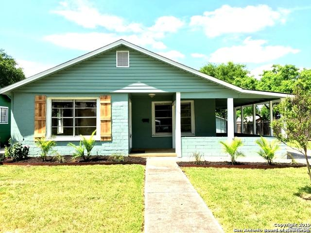 115 Hermine Blvd, San Antonio, TX 78212 (MLS #1381683) :: Tom White Group