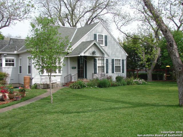 821 Burr Rd, San Antonio, TX 78209 (MLS #1381725) :: Tom White Group