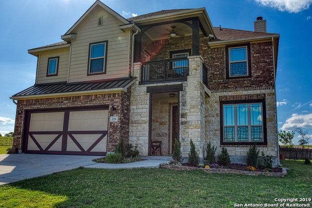 220 Scenic Hills Dr, La Vernia, TX 78121 (MLS #1381873) :: BHGRE HomeCity
