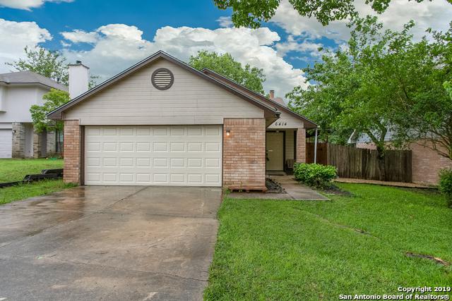 6414 Indian Run, San Antonio, TX 78233 (MLS #1381933) :: Alexis Weigand Real Estate Group