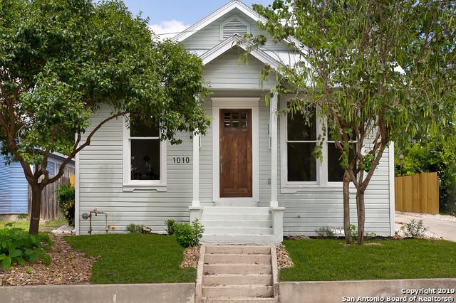 1010 N Hackberry, San Antonio, TX 78202 (MLS #1381962) :: Tom White Group