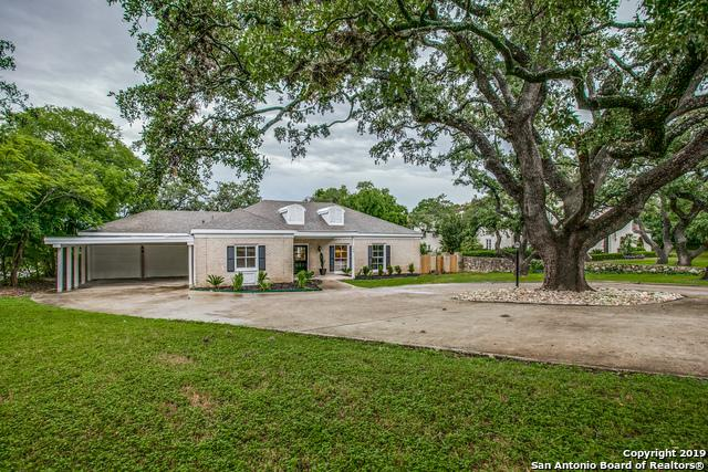 130 E Kings Hwy, San Antonio, TX 78212 (MLS #1382185) :: Erin Caraway Group
