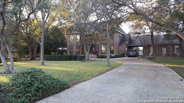 101 S Warbler Way, Shavano Park, TX 78231 (MLS #1382382) :: Neal & Neal Team