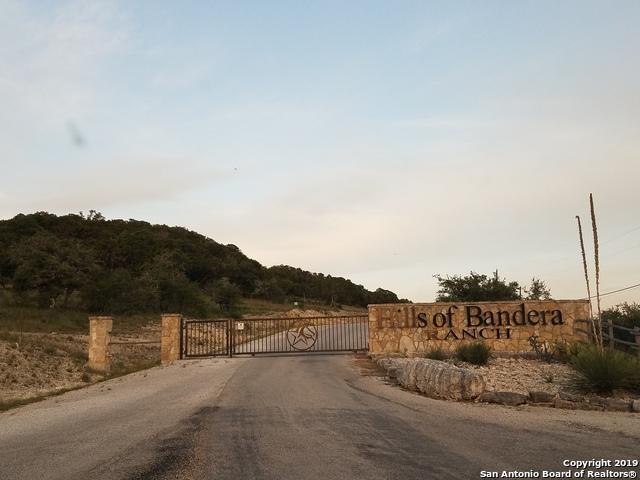 63 Saddleback Ridge Trail, Bandera, TX 78003 (MLS #1382539) :: The Gradiz Group
