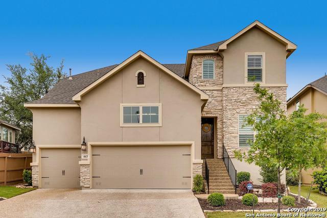 443 Tranquil Oak, San Antonio, TX 78260 (MLS #1382633) :: ForSaleSanAntonioHomes.com