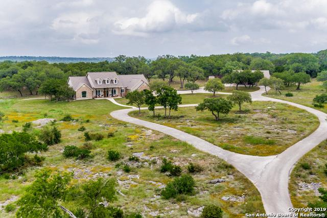 195 Coyote Vista, Spring Branch, TX 78070 (MLS #1382747) :: Alexis Weigand Real Estate Group